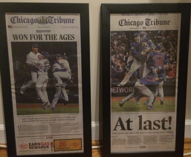 What a Cubs World Series Win and Reality Show President Have in Common